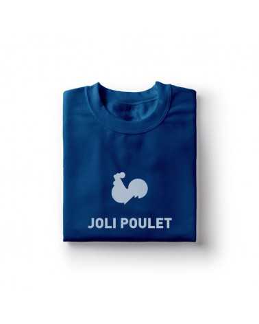 Sweat shirt Joli Poulet