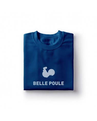 Sweat shirt Belle Poule