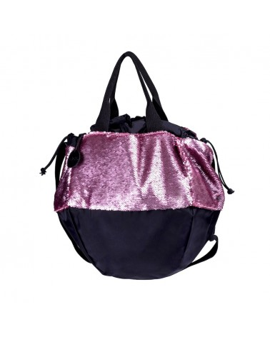 Sac rond. SEQUINS