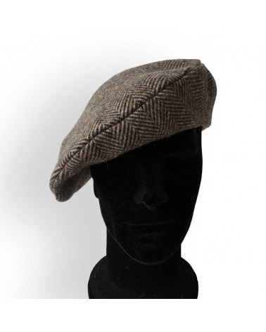 Chapeau béret grand Jacques